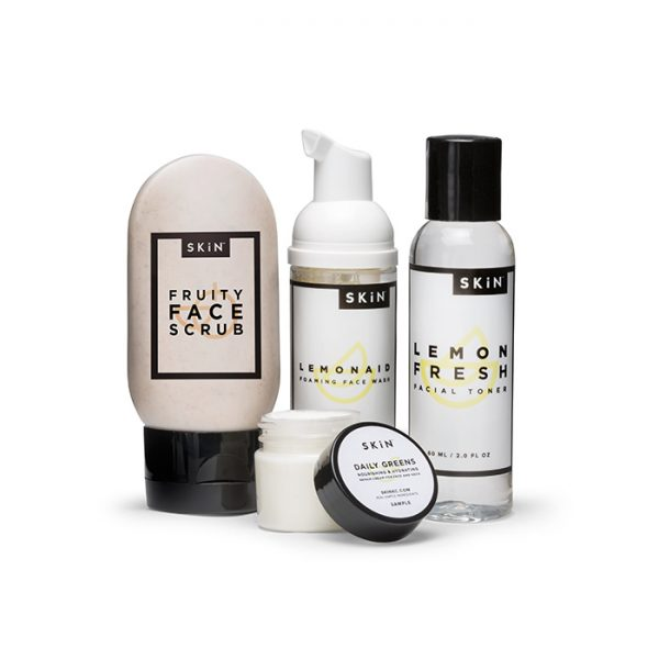 fruity face kit