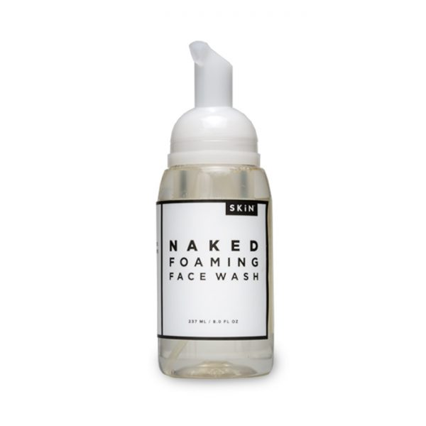 Naked Foaming Face Wash