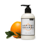 apricot orange body lotion