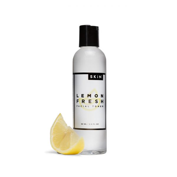 lemon fresh facial toner