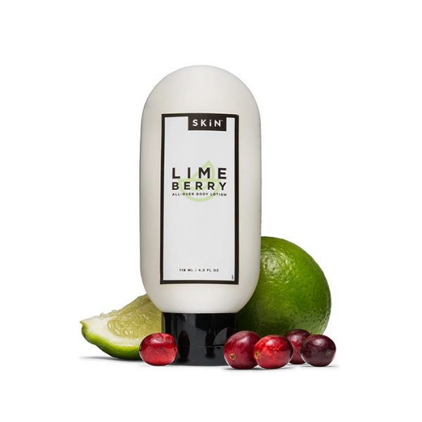lime berry all-over lotion