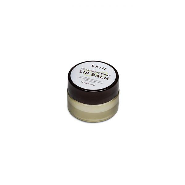 claramint shiny lip balm