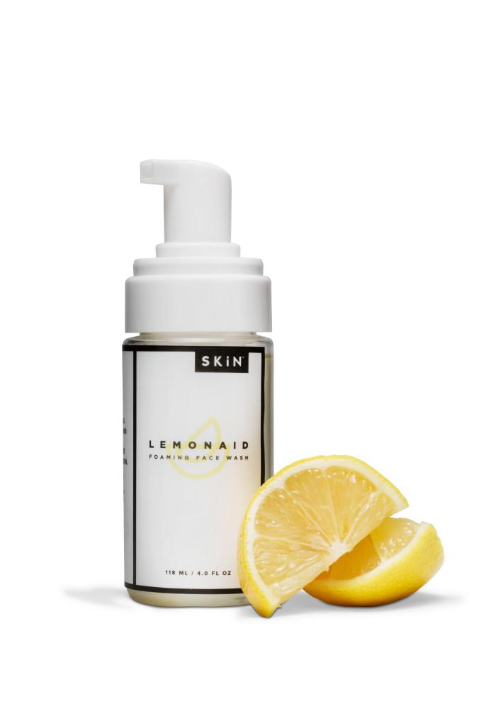Lemonaid Foaming Face Wash