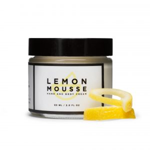 Lemon Mousse Hand and Body Cream